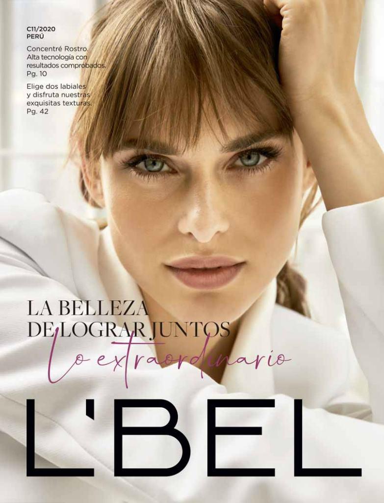 Catálogo Lbel - Campaña 09, 10, 11-2020 y Anteriores