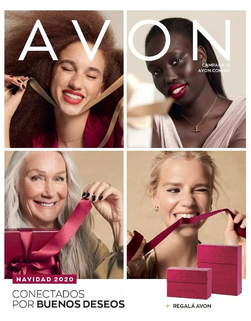 Catálogo Avon Argentina Campaña 18 2020 y Anteriores