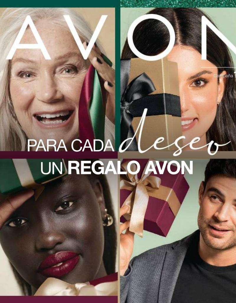Catálogo Avon Campaña 19 2020 y Anteriores