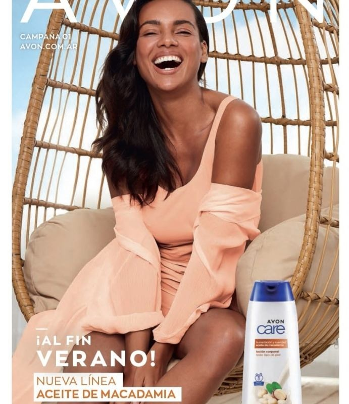 Catálogo Avon Argentina Campaña 01 2021 y Anteriores