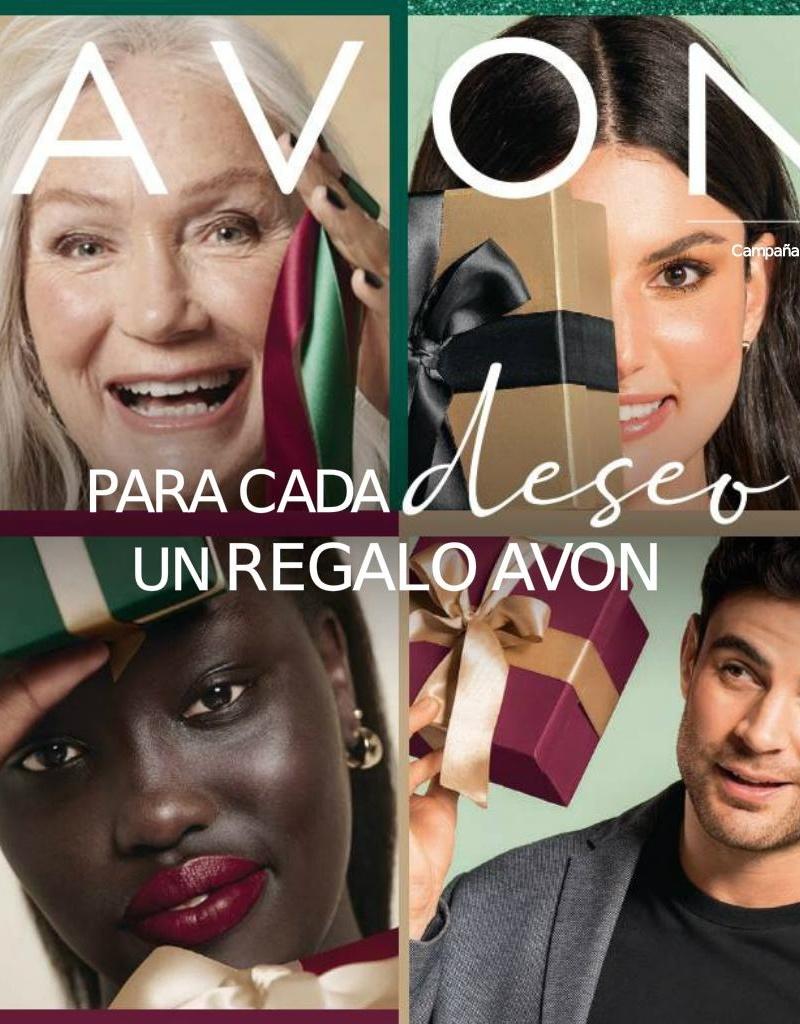 Catálogo Avon Ecuador Campaña 19 2020 y Anteriores