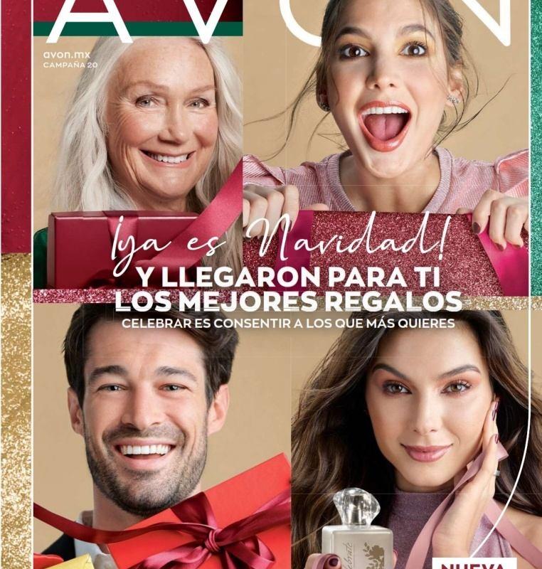 Catálogo Avon México Campaña 20 2020 y Anteriores