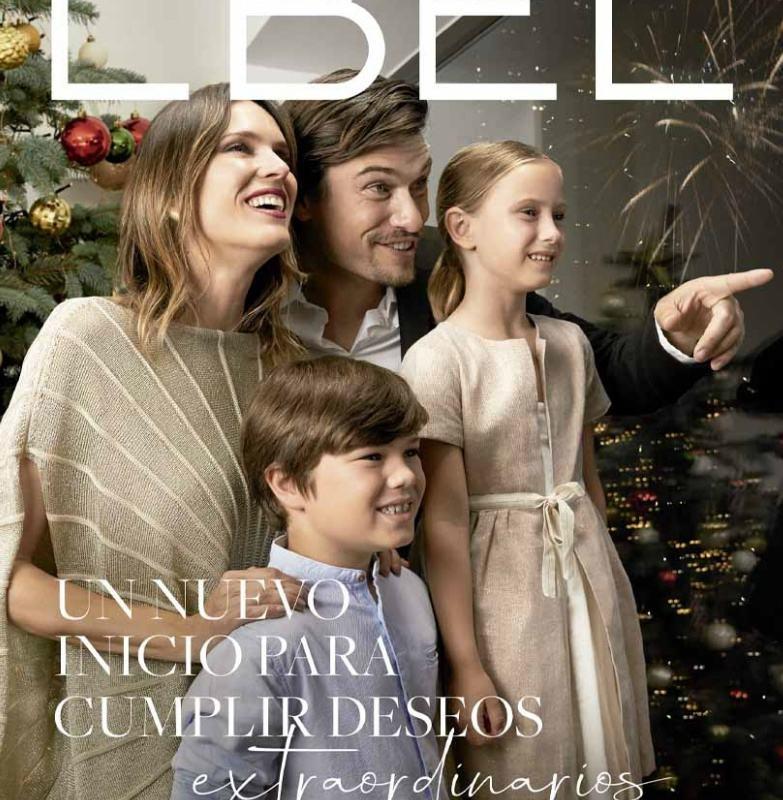 Catálogo Lbel México Campaña 16, 17, 18 2020 y Anteriores