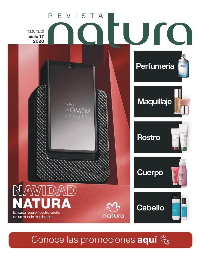 Catálogo Natura Chile Ciclo 17 2020 y Anteriores