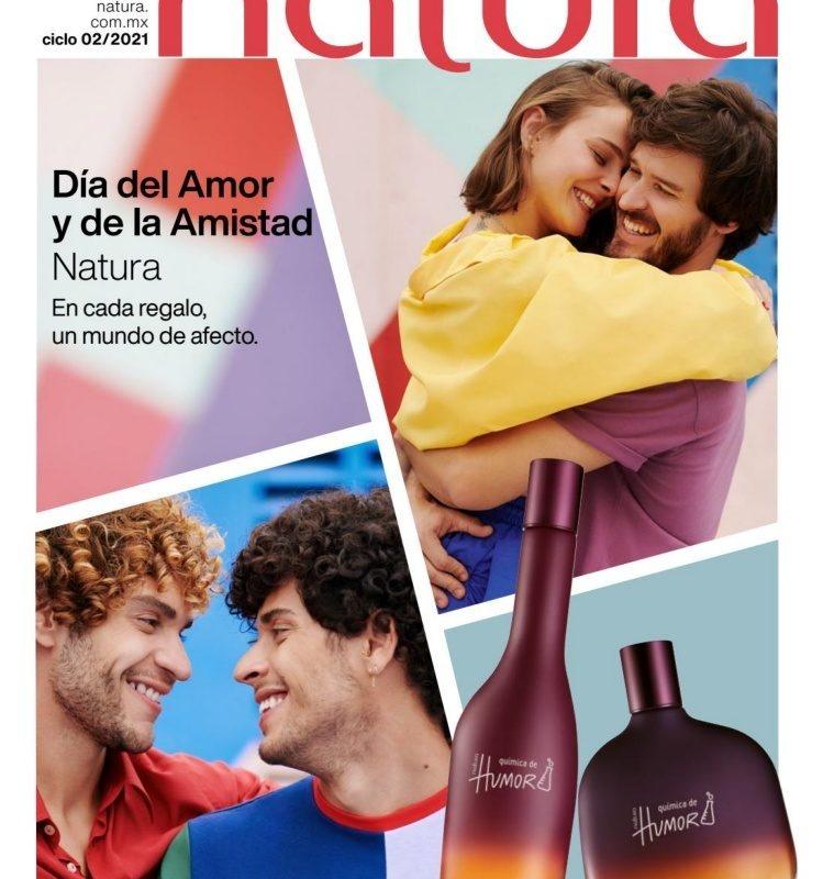Catálogo Natura México Ciclo 01, 02 2021 y Anteriores