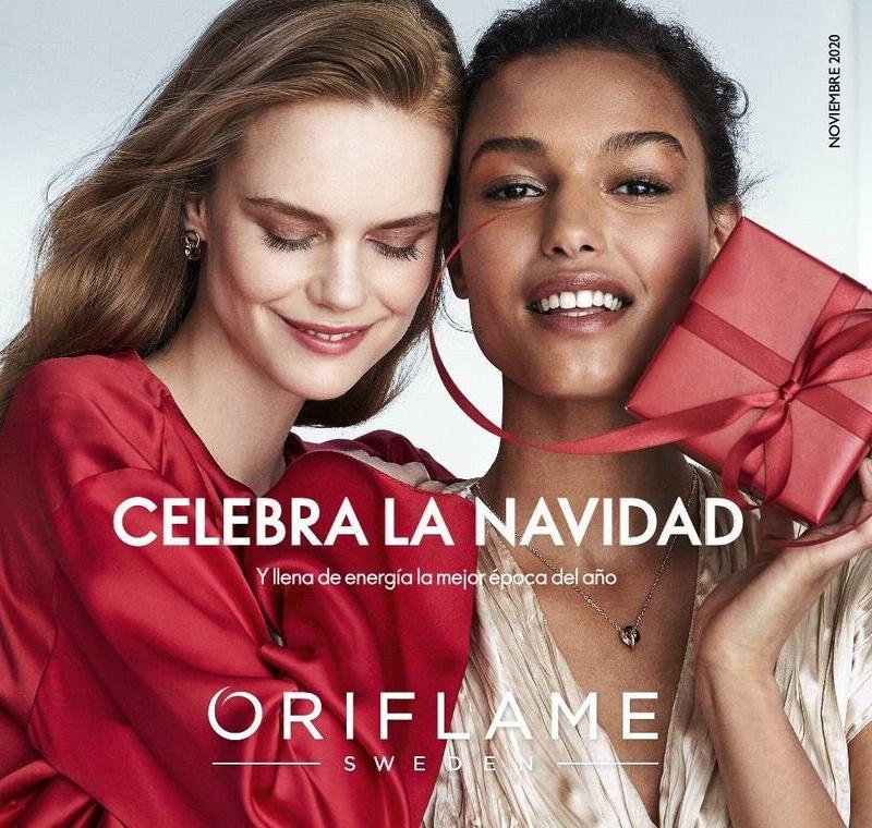 Catálogo Oriflame Chile Noviembre 2020 y Anteriores