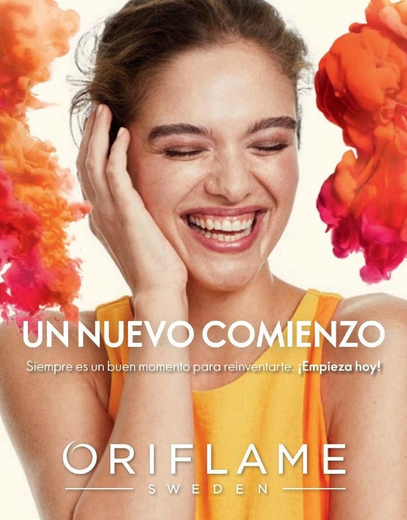 Catálogo Oriflame Colombia Campaña 01 2021 y Anteriores