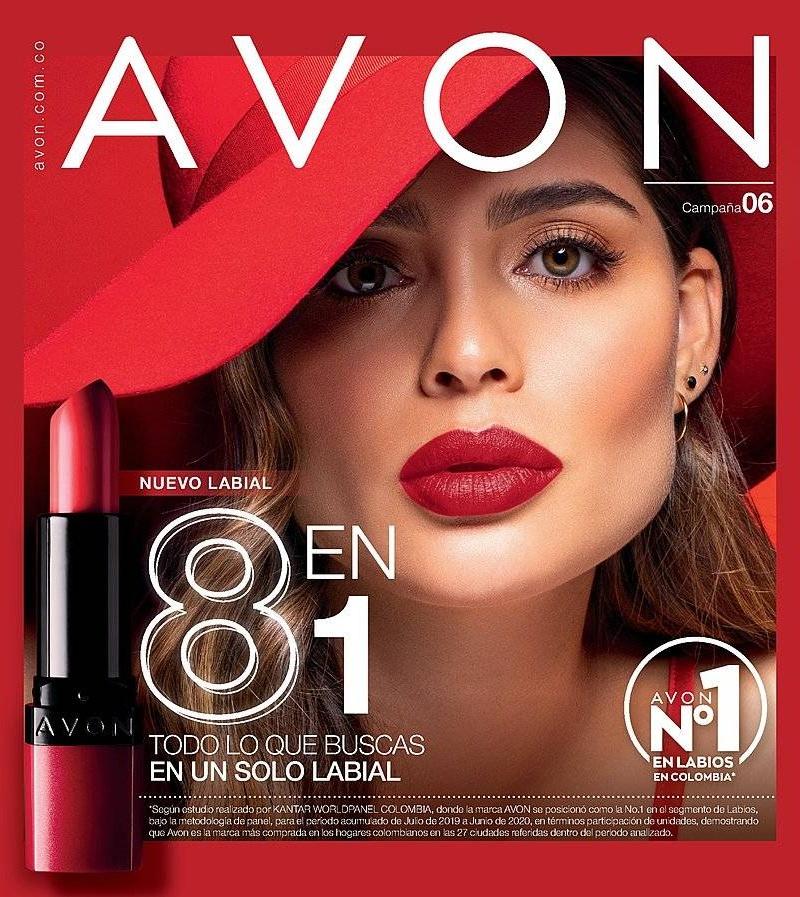 Catálogo Avon Colombia Campaña 4, 5, 6 2021 y Anteriores