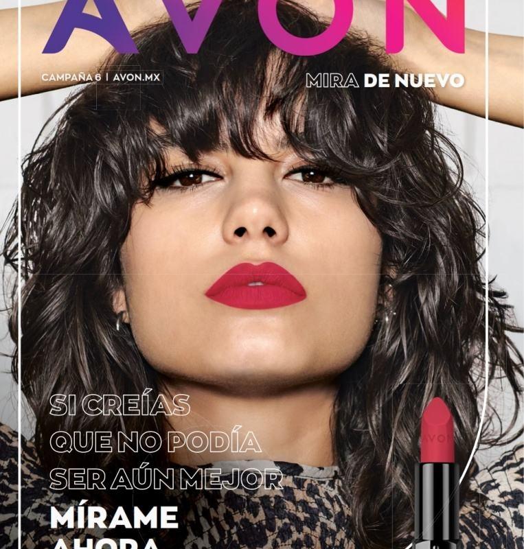 Catálogo Avon México Campaña 4, 5, 6 2021 y Anteriores