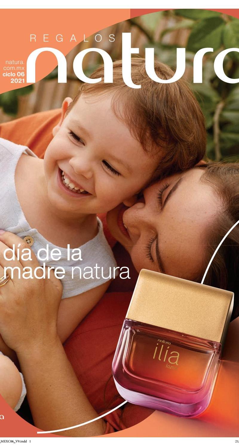 Catálogo Natura México Ciclo 4, 5, 6 2021 y Anteriores