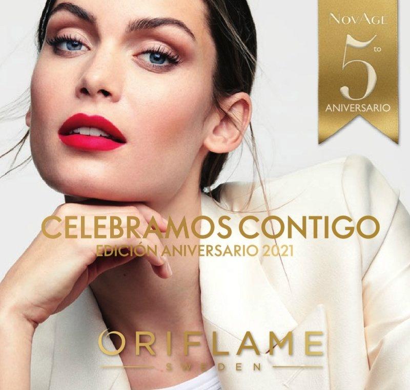 Catálogo Oriflame México Campaña 4 2021 y Anteriores