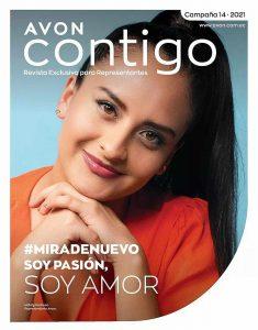 Avon Contigo Campaña 14 2021 Ecuador
