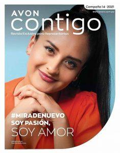 Avon Contigo Campaña 14 2021 Perú