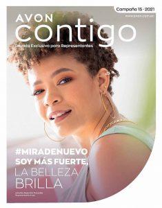 Avon Contigo Campaña 15 2021 Ecuador