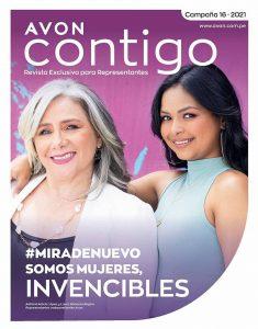 Avon Contigo Campaña 16 2021 Perú