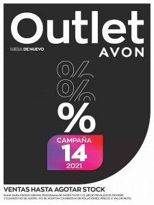 Avon Outlet Campaña 14 2021 Perú