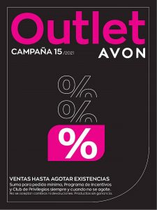 Avon Outlet Campaña 15 2021 Colombia