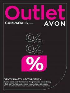 Outlet Avon Campaña 16 2021 Perú