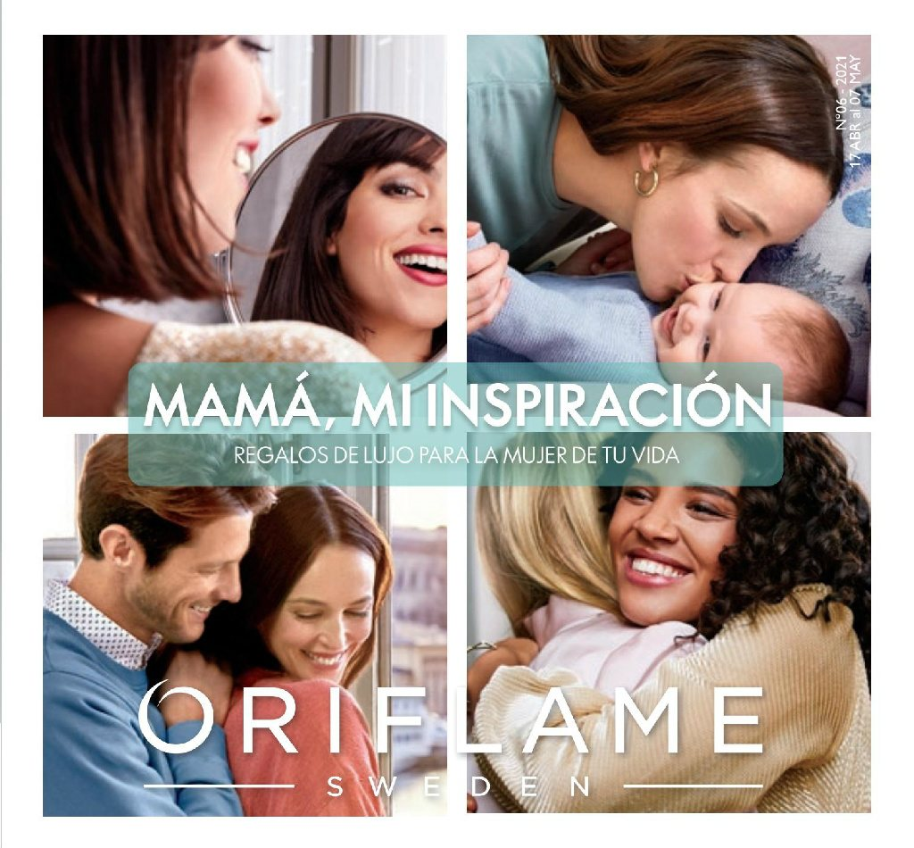CAMPAÑA 06 ORIFLAME COLOMBIA