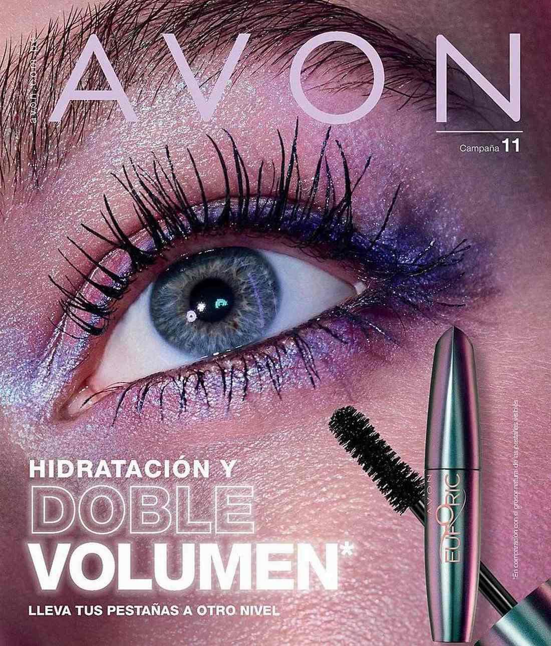 Catálogo Avon Campaña 11 2021 Perú