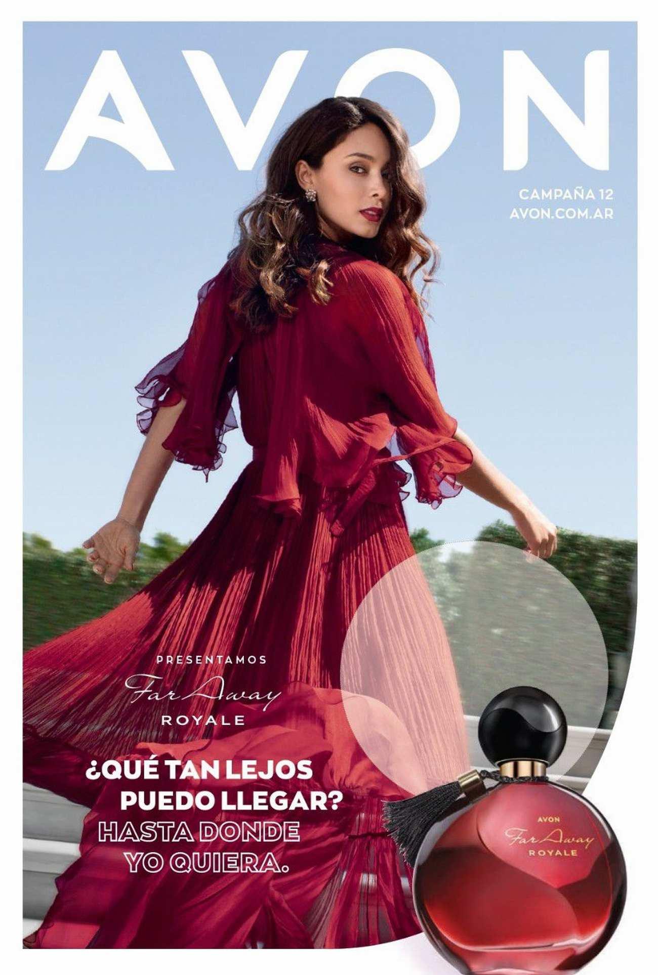 Catálogo Avon Campaña 12 2021 Argentina