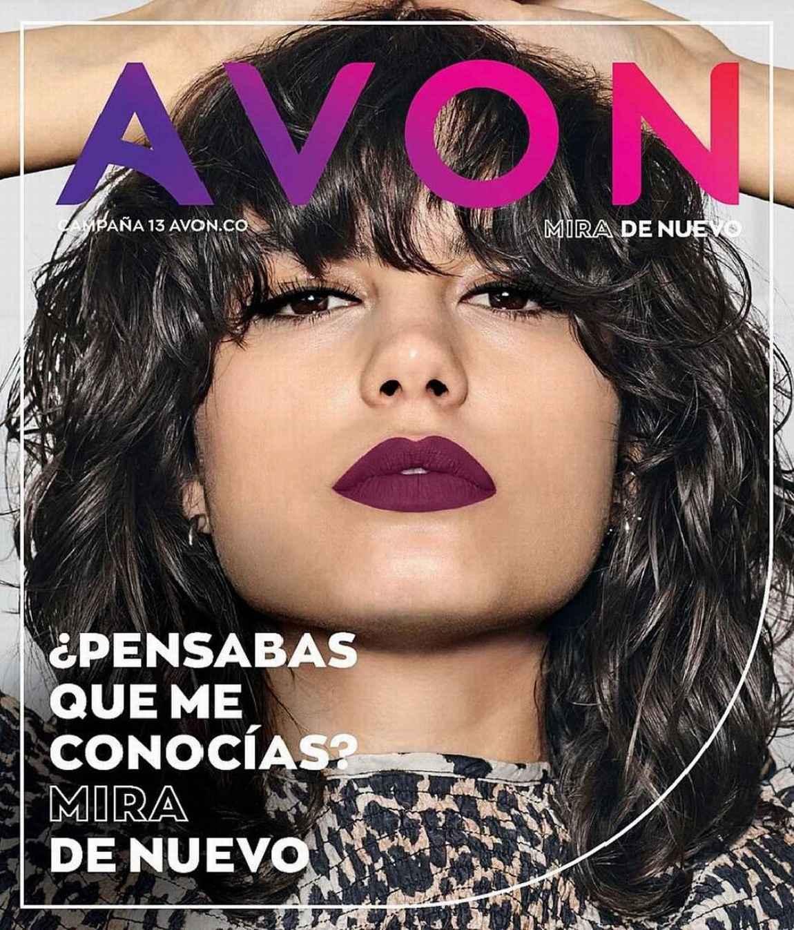 Catálogo Avon Campaña 13 2021 Colombia