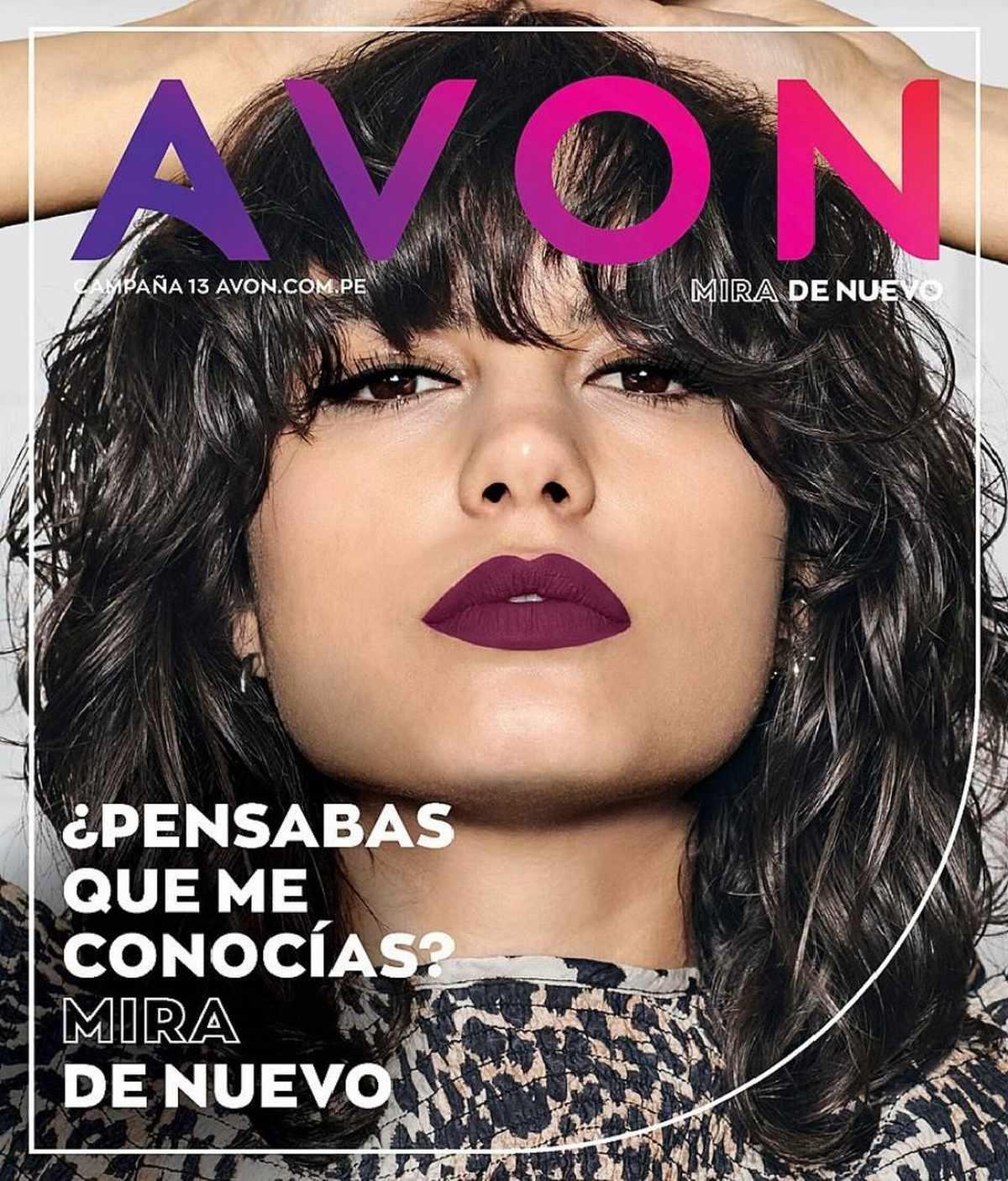 Catálogo Avon Campaña 13 2021 Perú