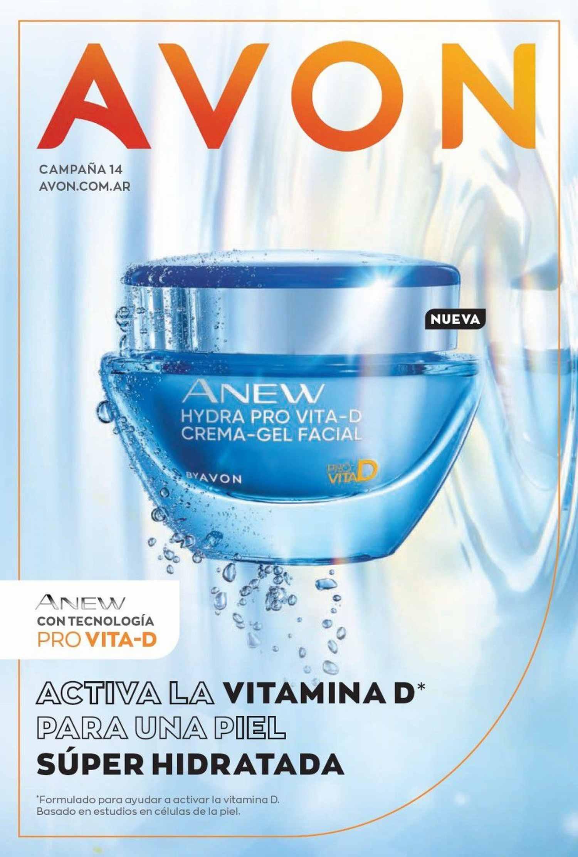 Catálogo Avon Campaña 14 2021 Argentina