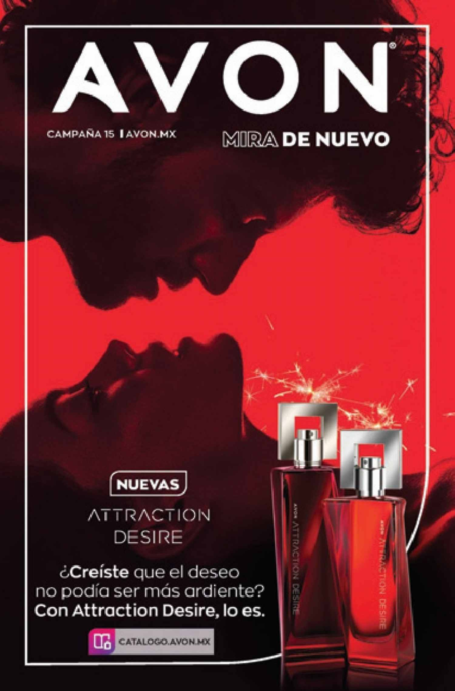 Catálogo Avon Campaña 15 2021 México