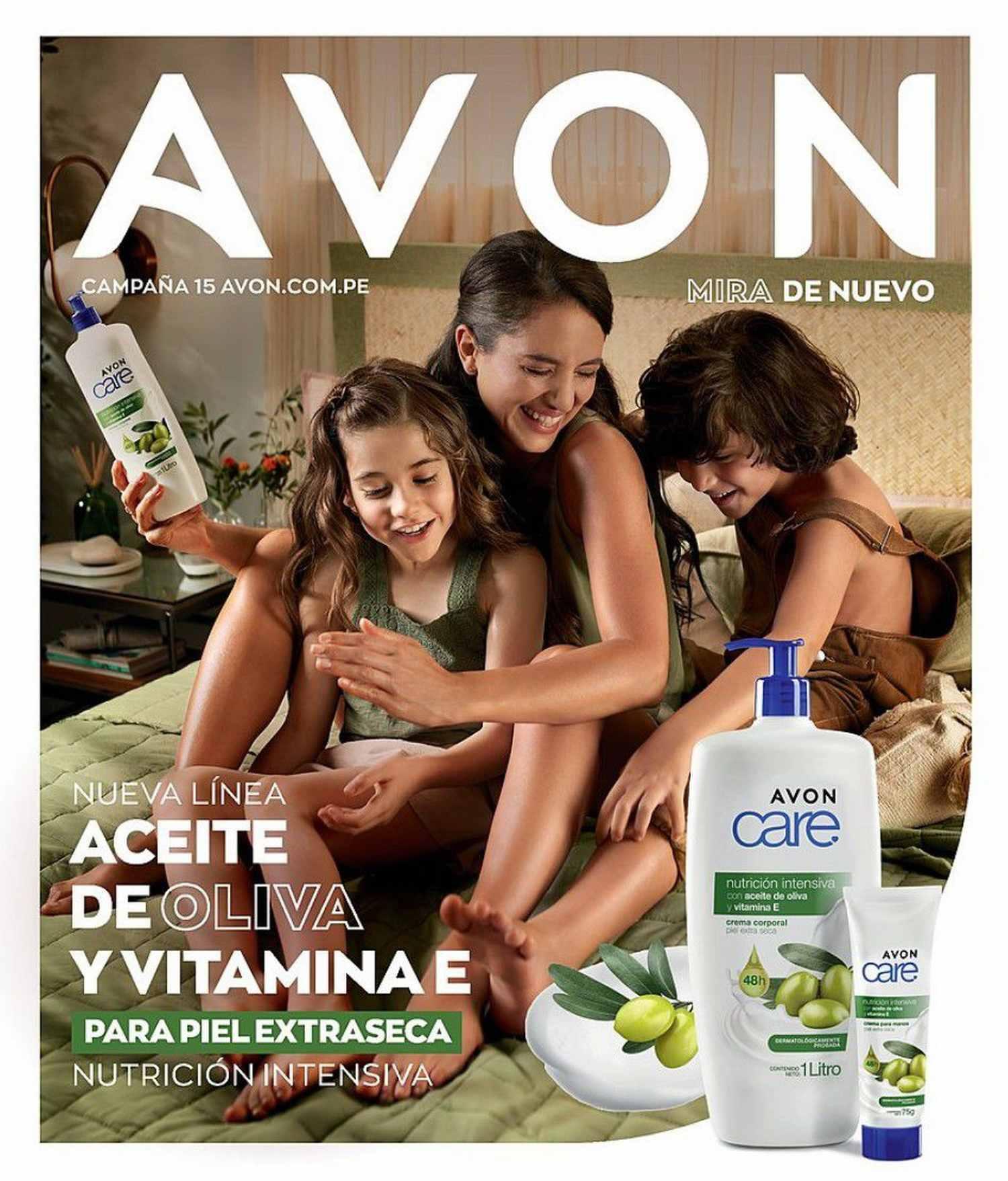 Catálogo Avon Campaña 15 2021 Perú