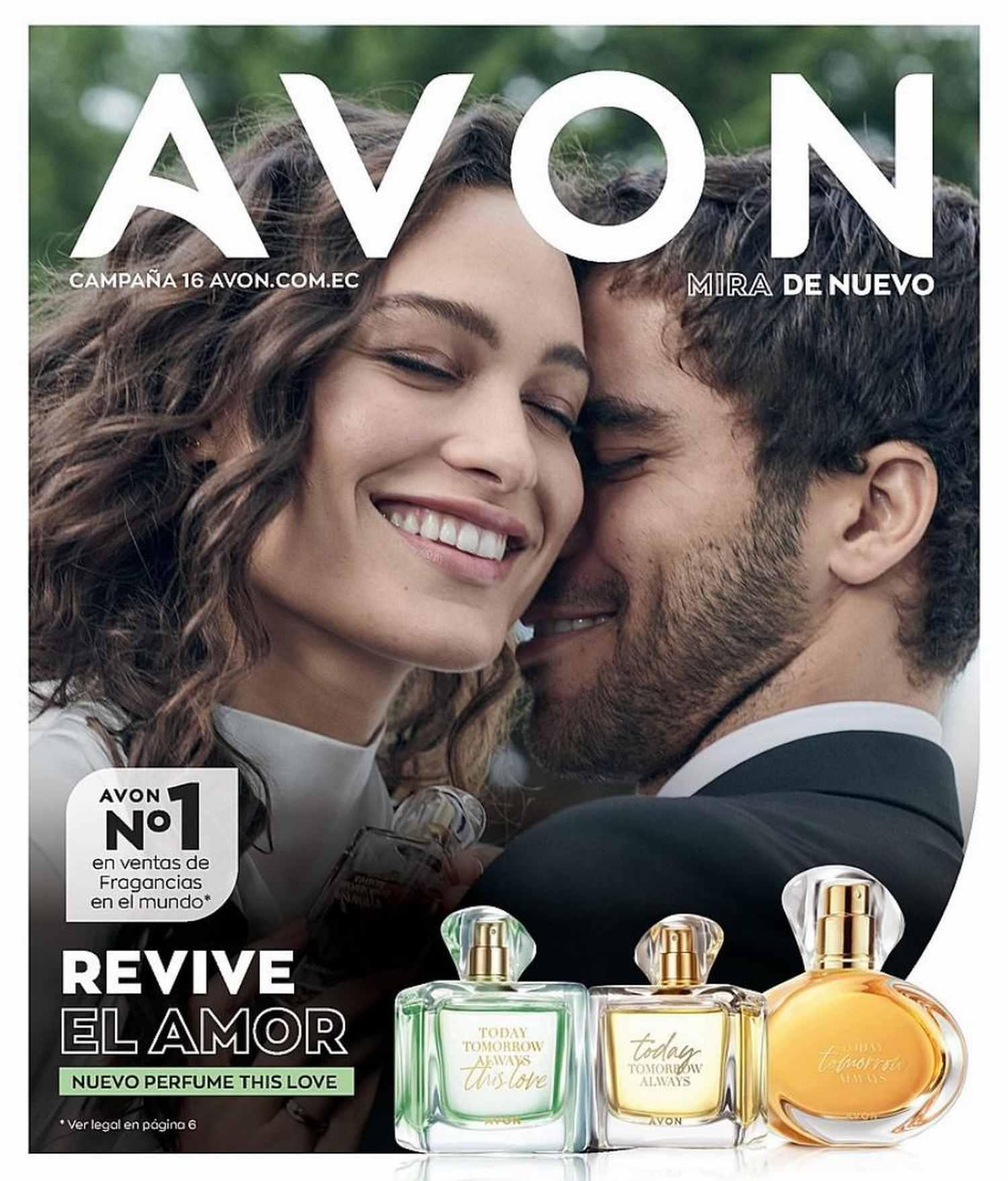 Catalogo Avon Campaña 16 2021 Ecuador