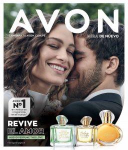 Catálogo Avon Campaña 16 2021 Perú