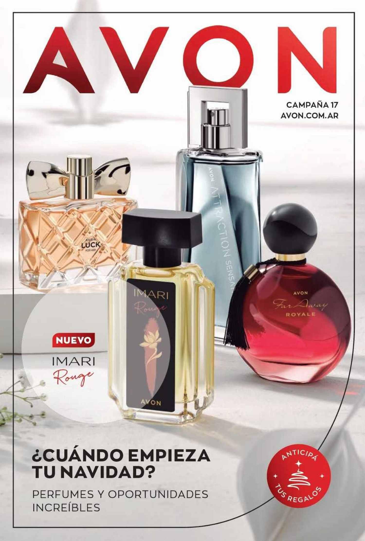 Catálogo Avon Campaña 17 2021 Argentina