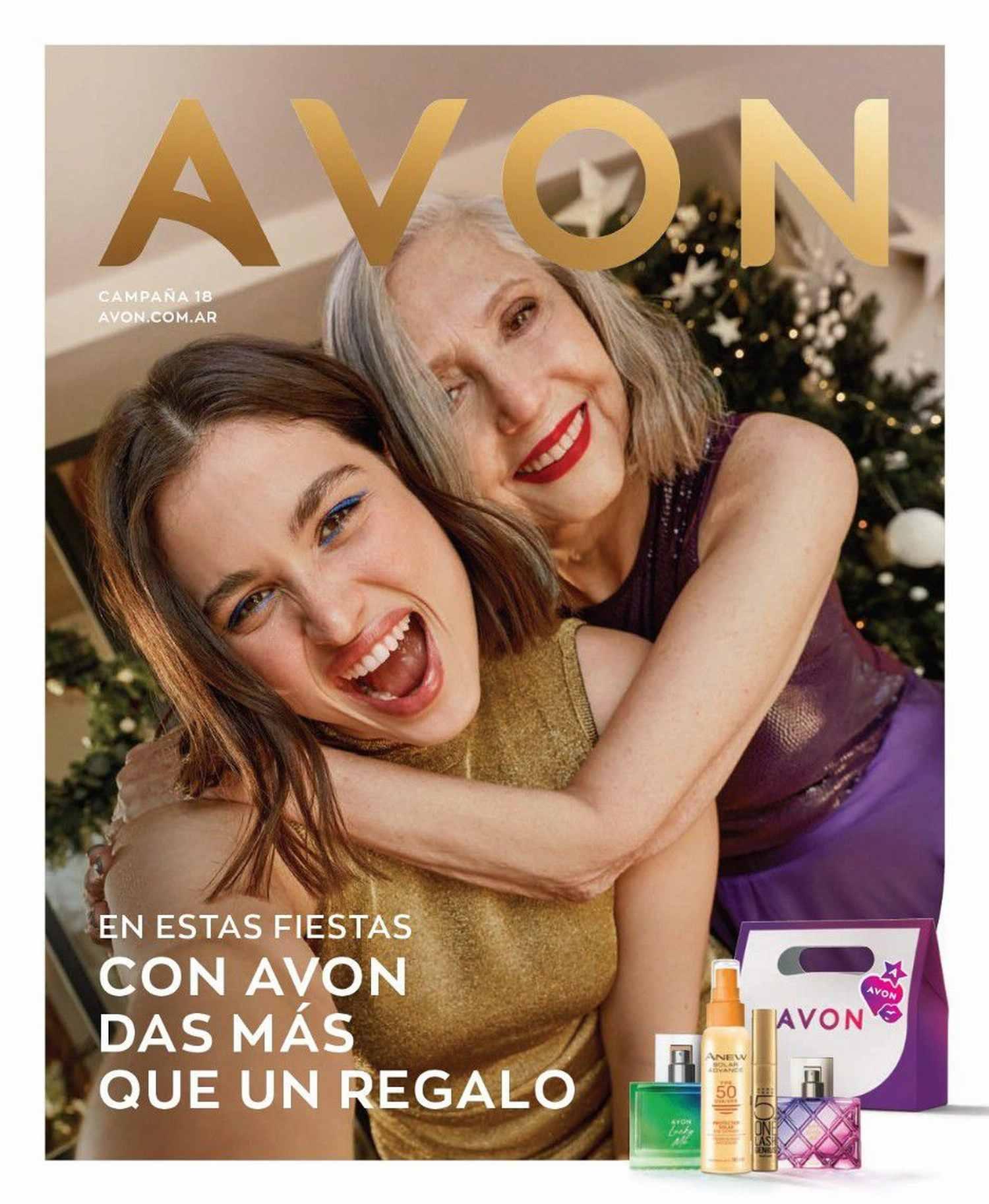Catálogo Avon Campaña 18 2021 Argentina