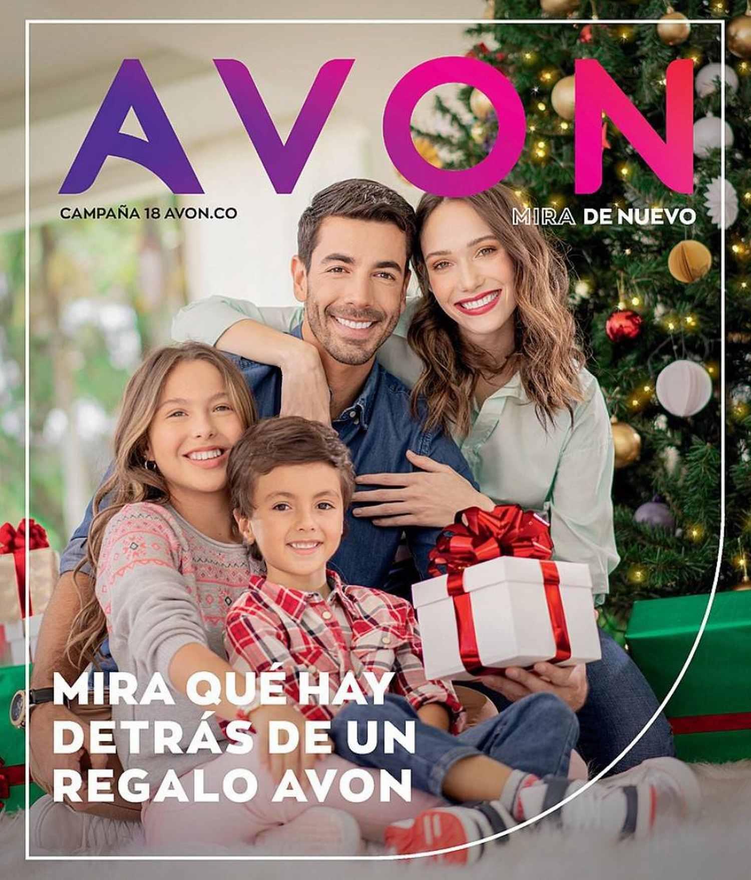 Catálogo Avon Campaña 18 2021 Colombia