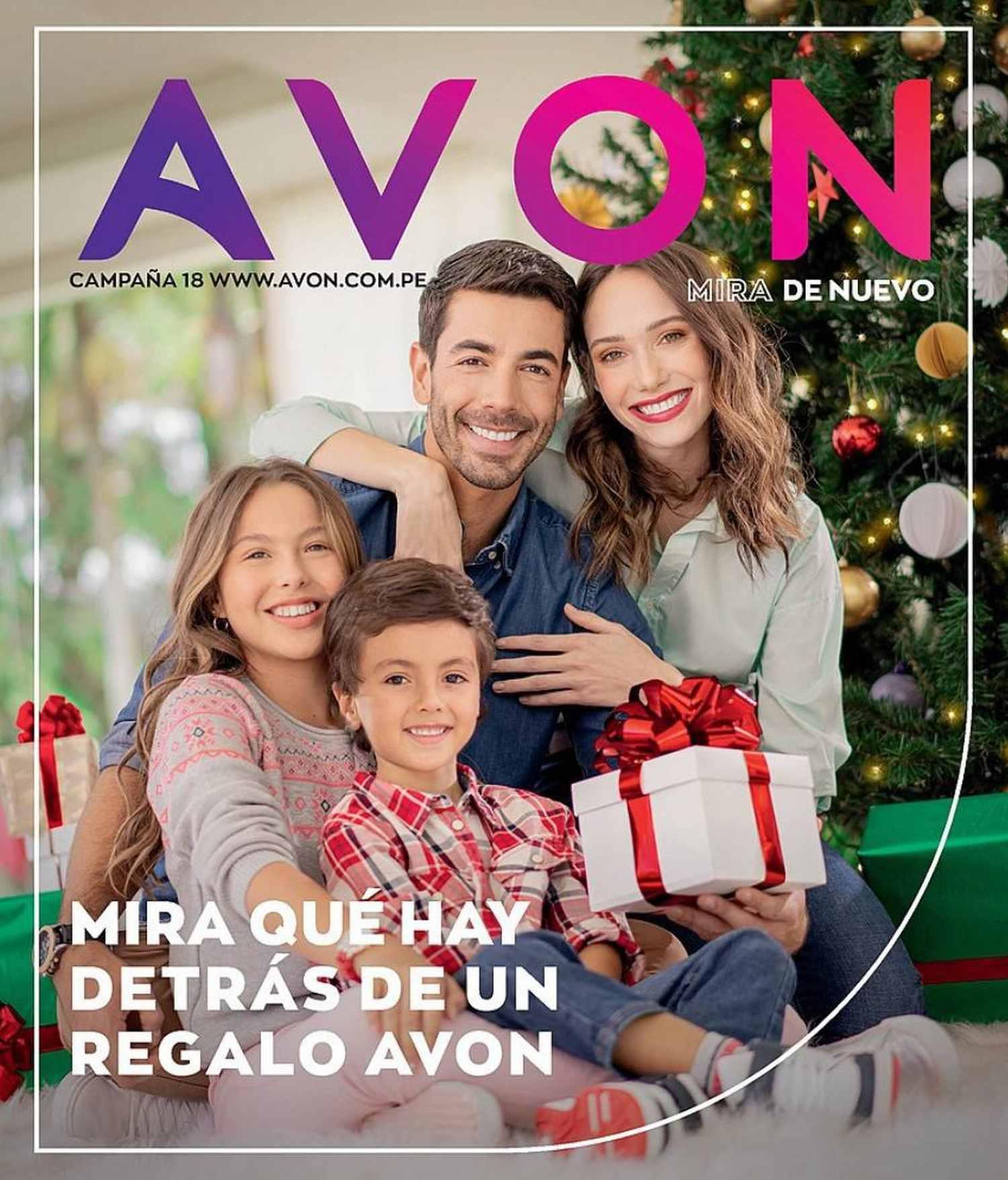 Catálogo Avon Campaña 18 2021 Perú