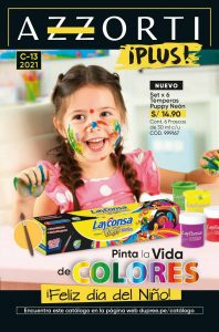 Catalogo Azzorti Plus Campaña 13 2021 Perú