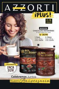 Catalogo Azzorti Plus Campaña 15 2021 Perú