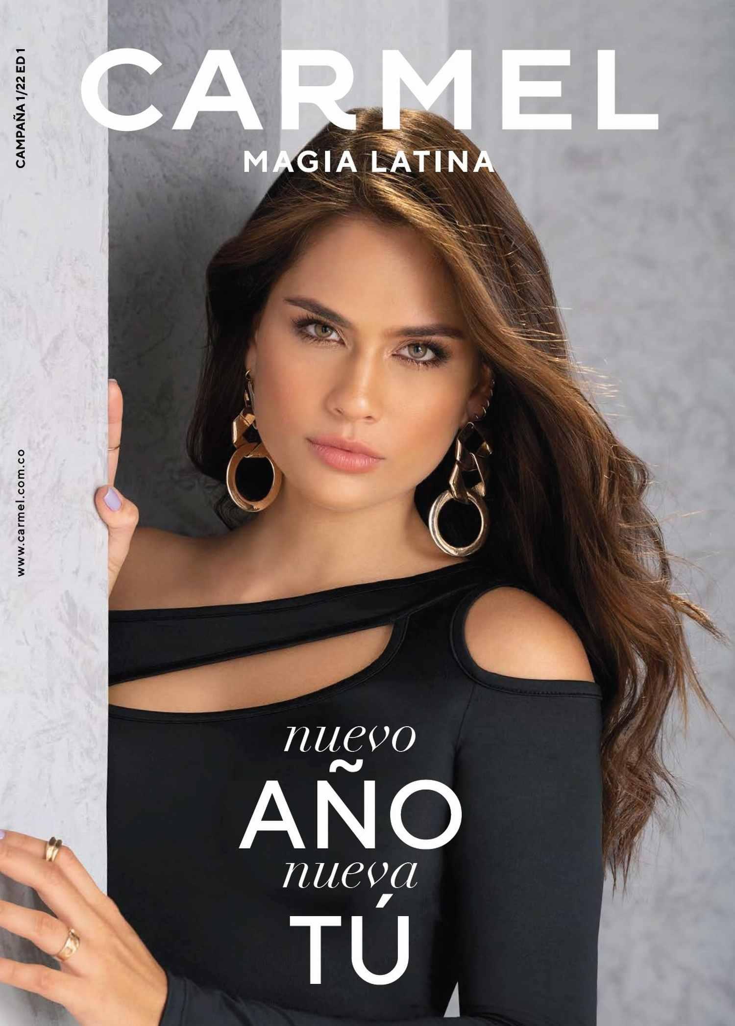 Catalogo Carmel Campaña 1 Ed1 2022 Colombia