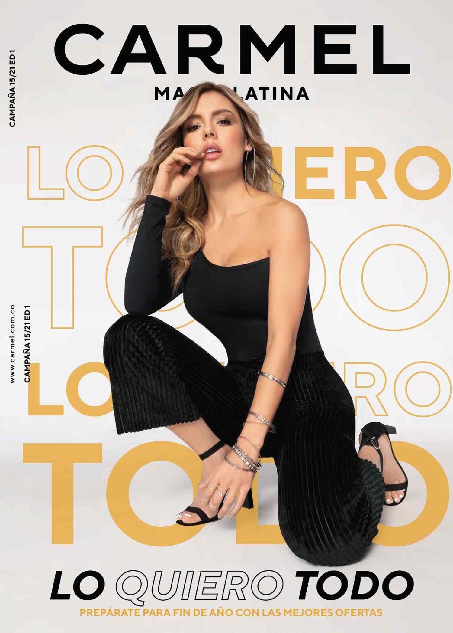 Catalogo Carmel Campaña 15 Ed1 2021 Colombia