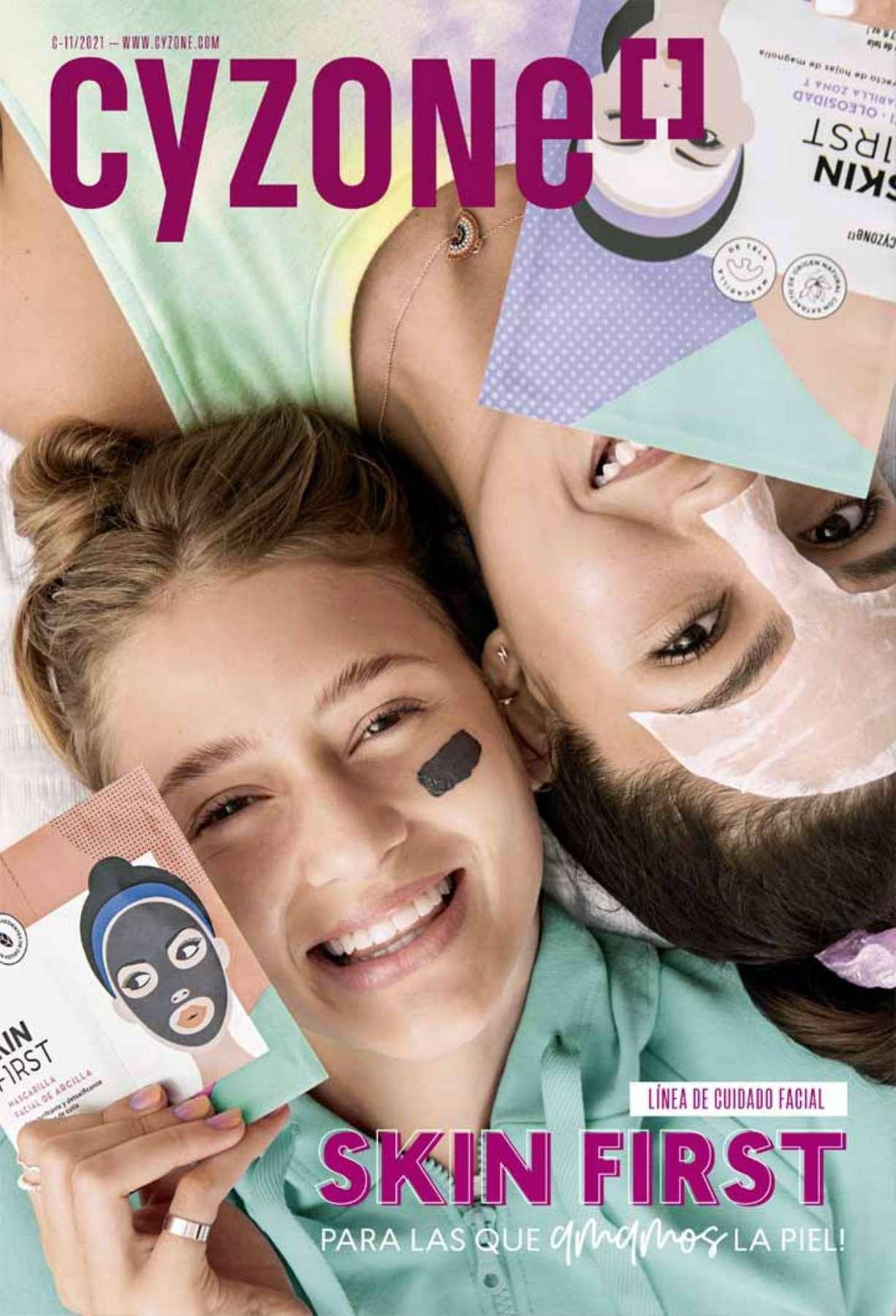 Catálogo Cyzone Campaña 11 2021 Ecuador