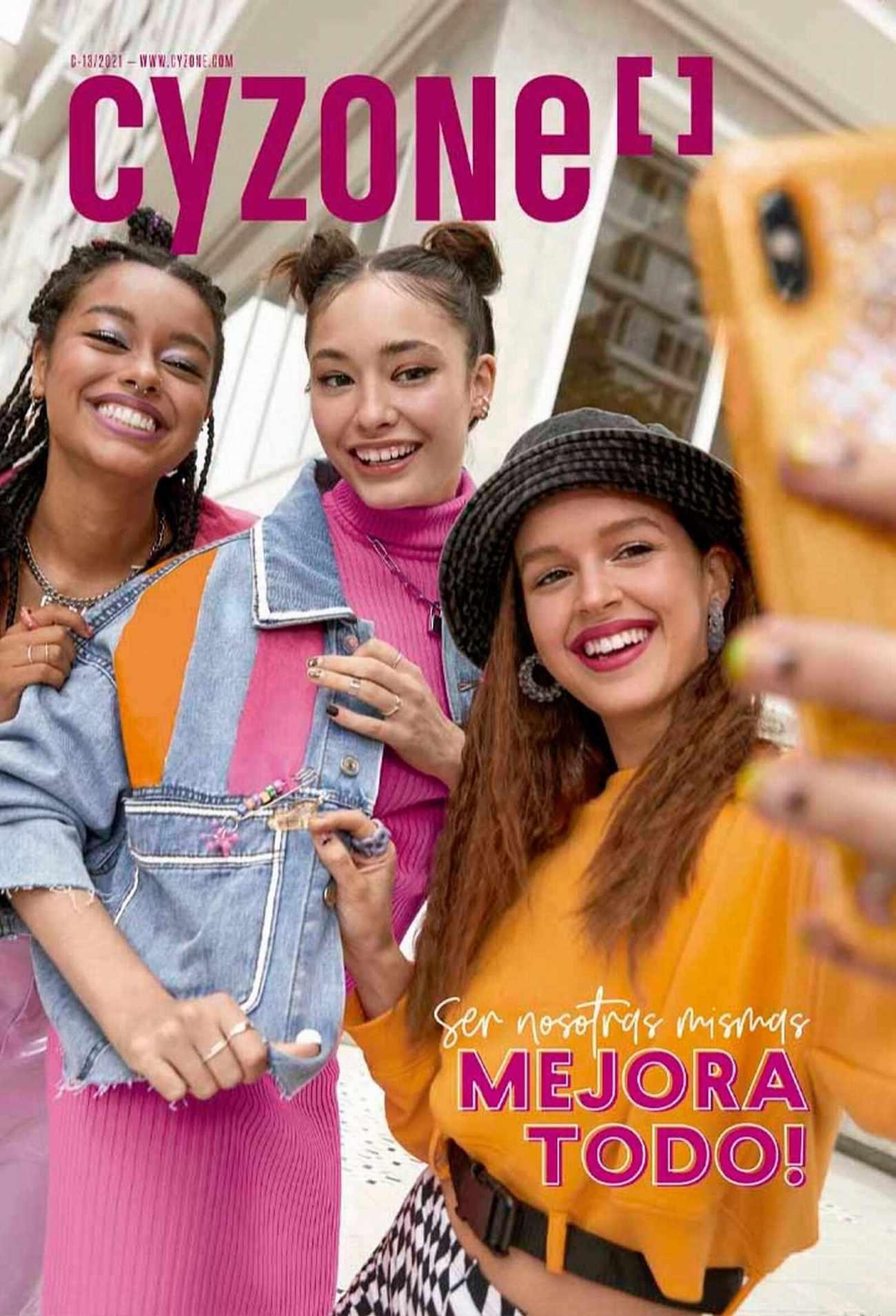 Catálogo Cyzone Campaña 13 2021 Perú
