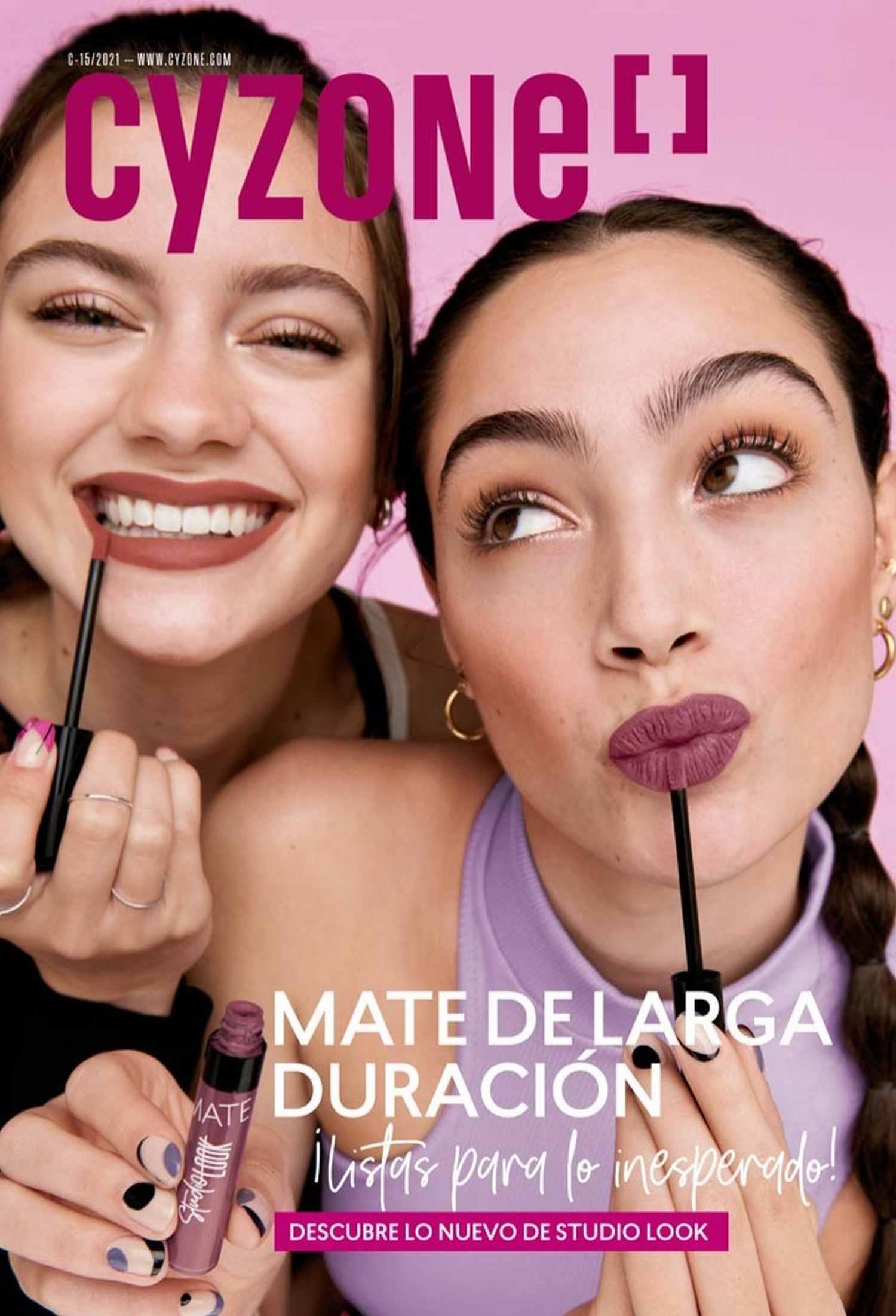 Catálogo Cyzone Campaña 15 2021 Chile