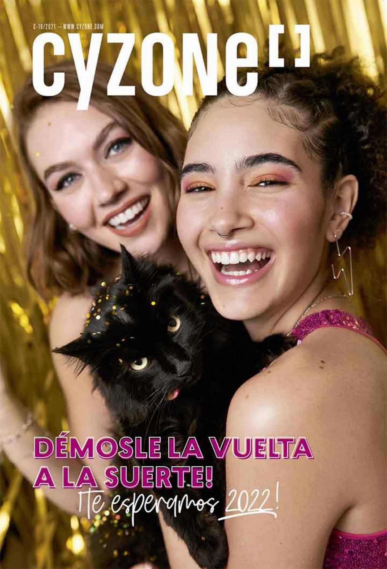 Catálogo Cyzone Campaña 18 2021 Colombia