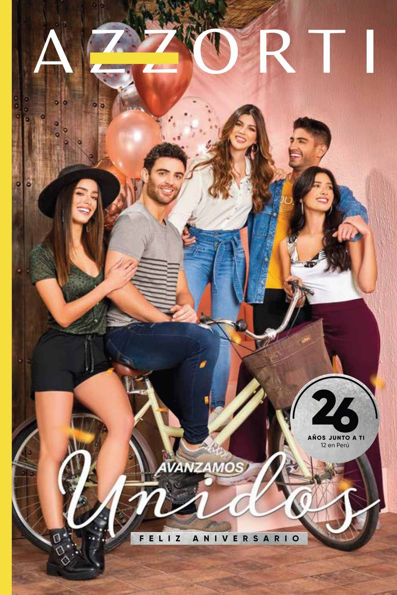 Catálogo Dupree Azzorti Campaña 15 2021 Perú