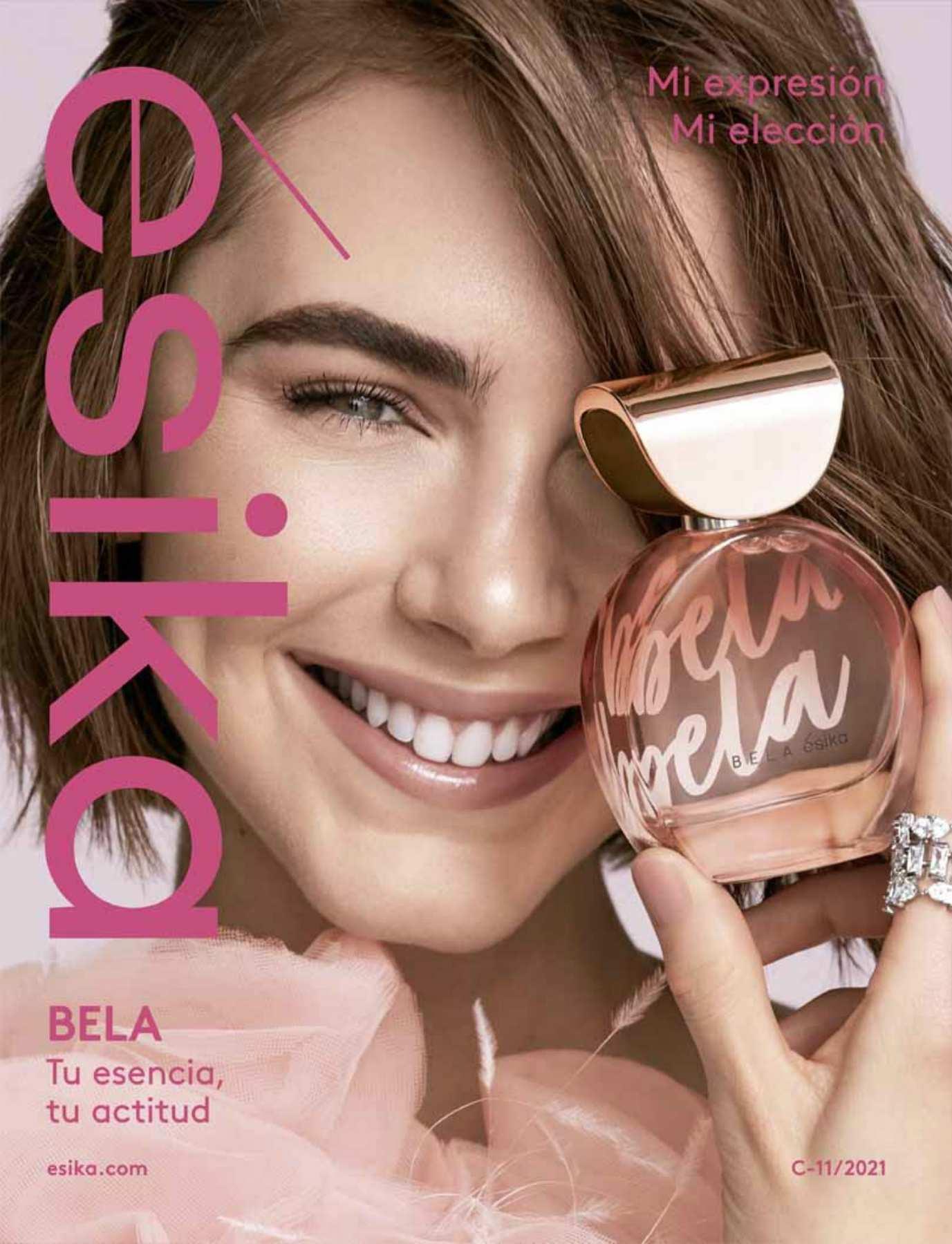 Catálogo Esika Campaña 11 2021 Ecuador