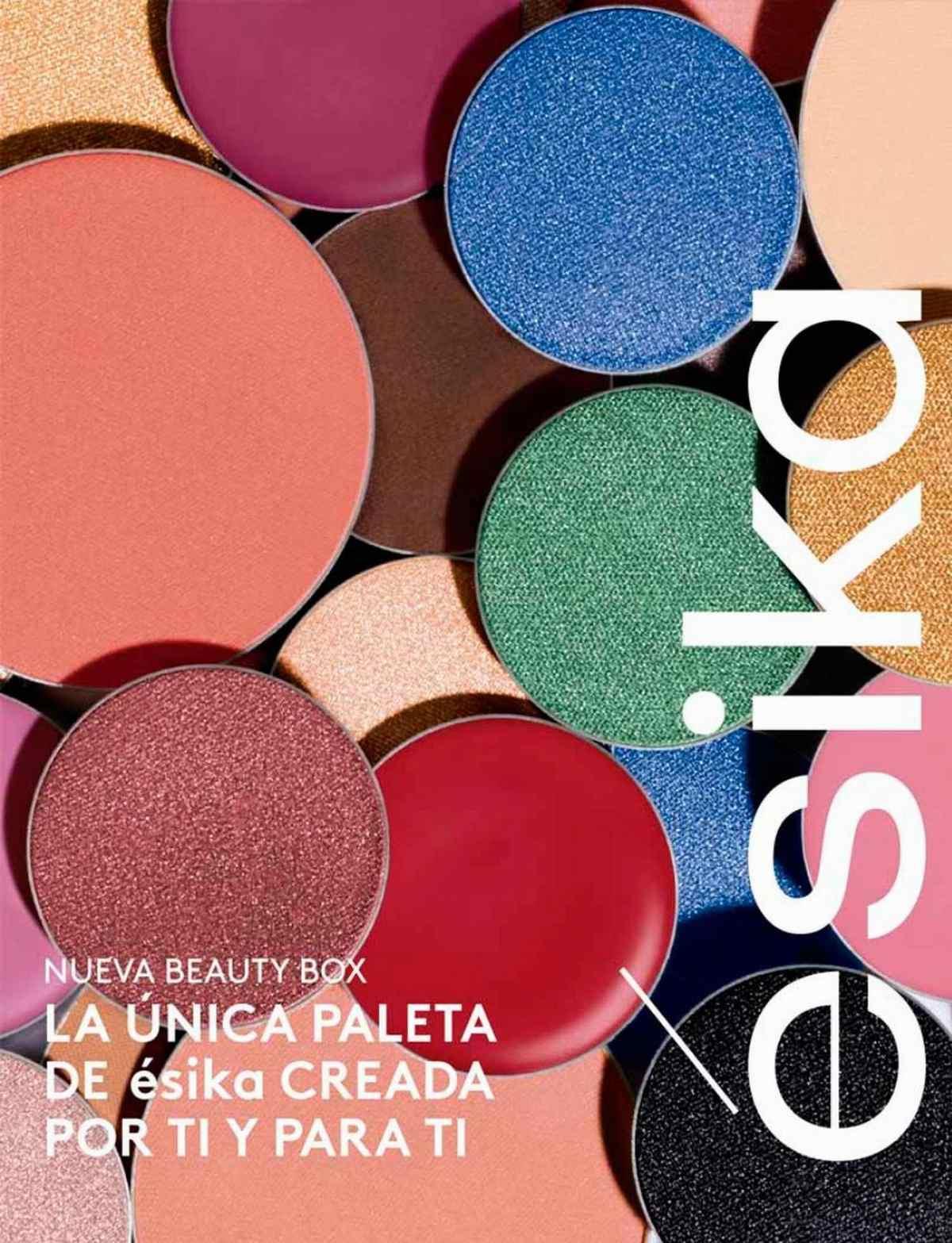 Catálogo Esika Campaña 12 2021 Chile