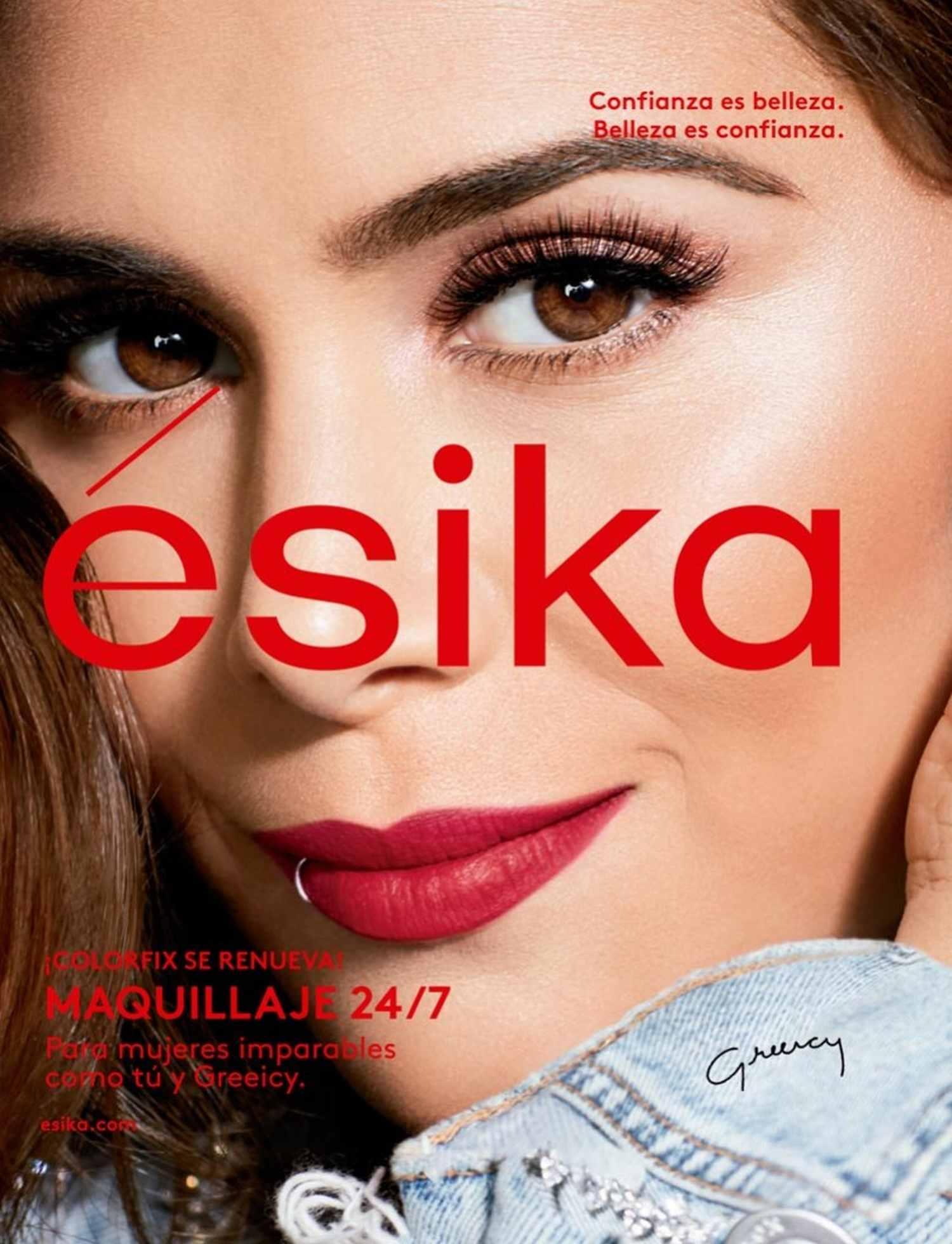 Catálogo Esika Campaña 15 2021 Colombia