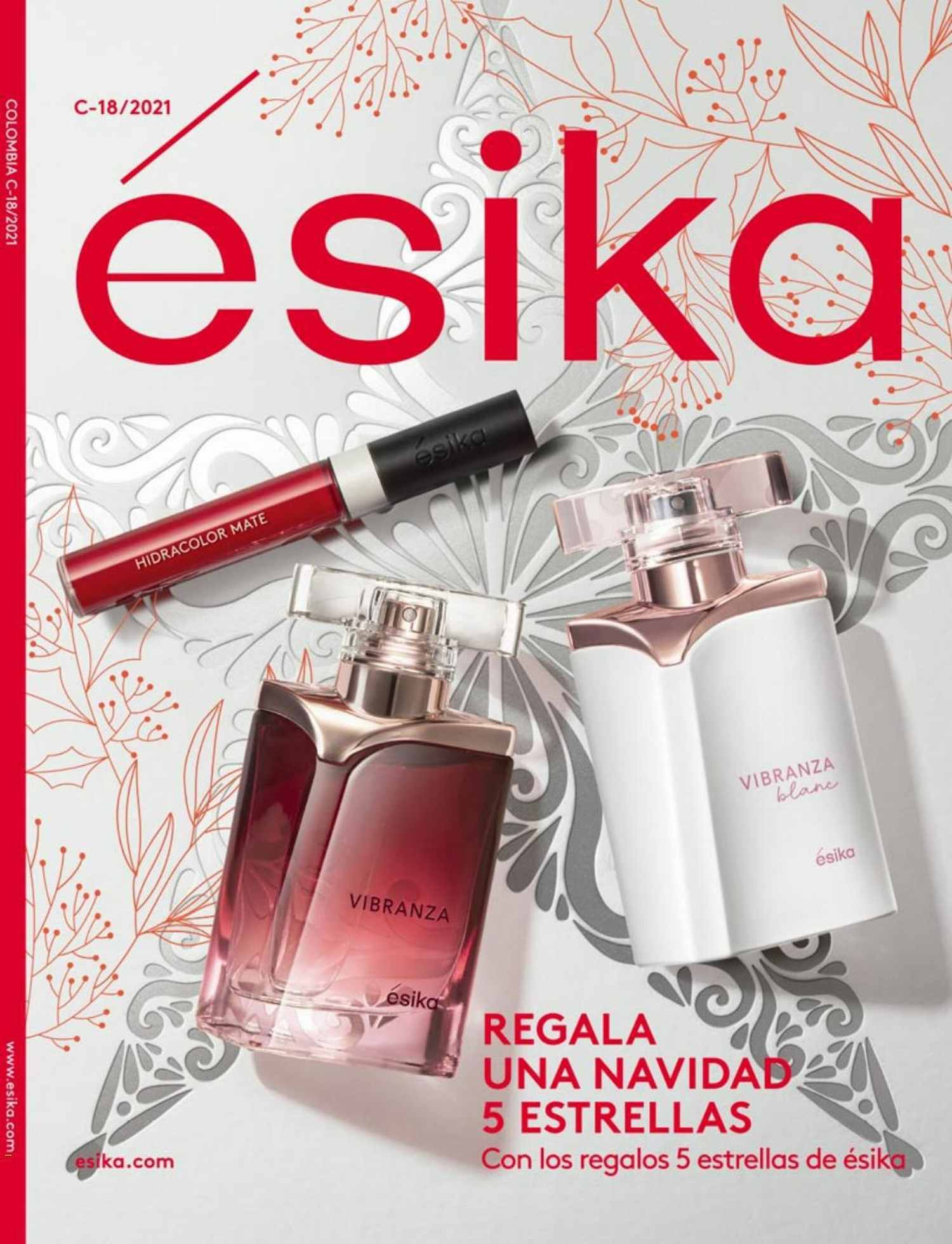 Catálogo Esika Campaña 18 2021 Colombia