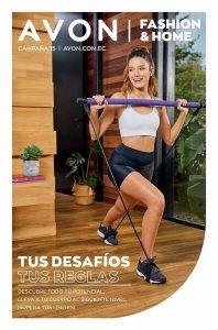 Catalogo Fashion & Home Campaña 15 2021 Ecuador